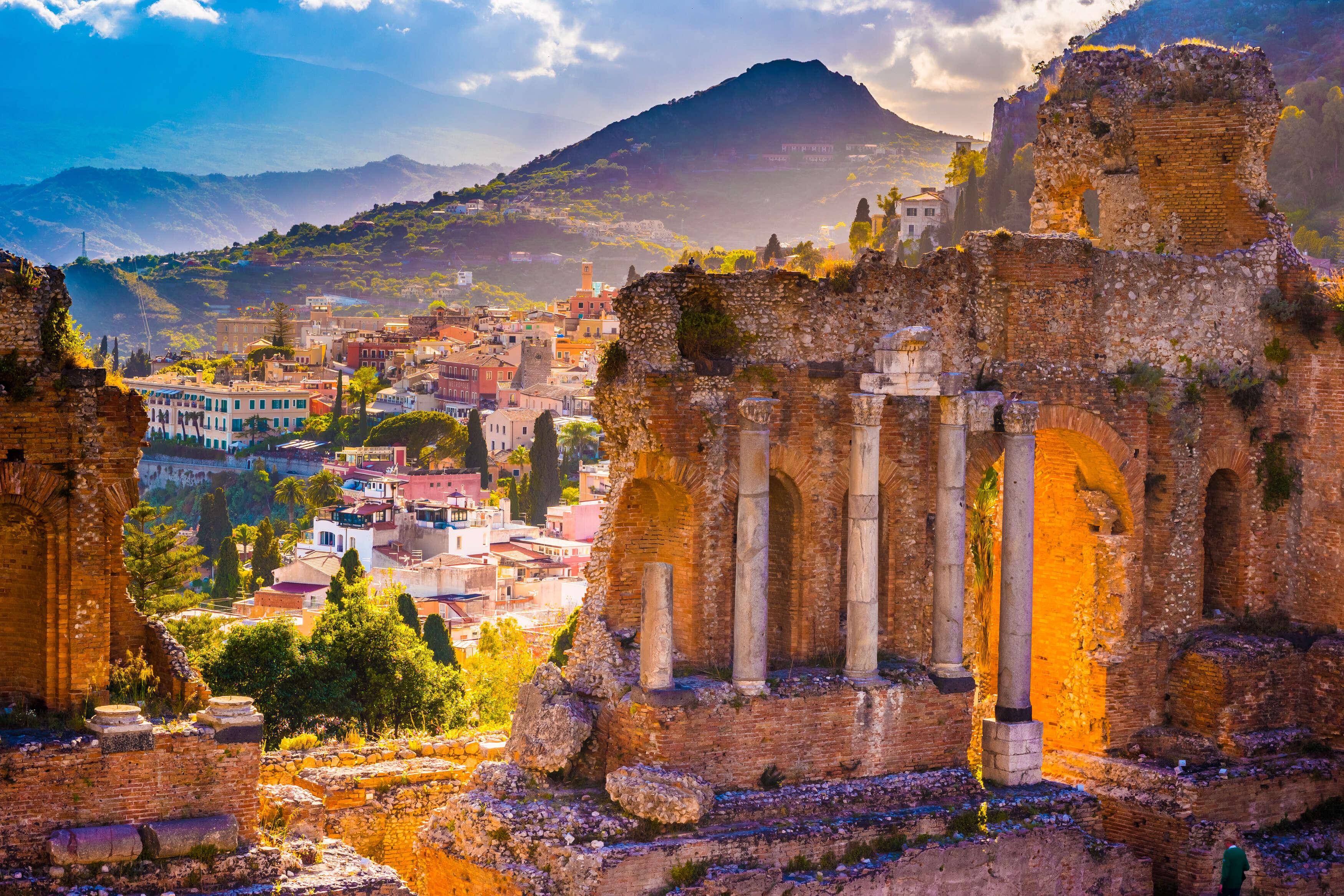 Sicily & Malta