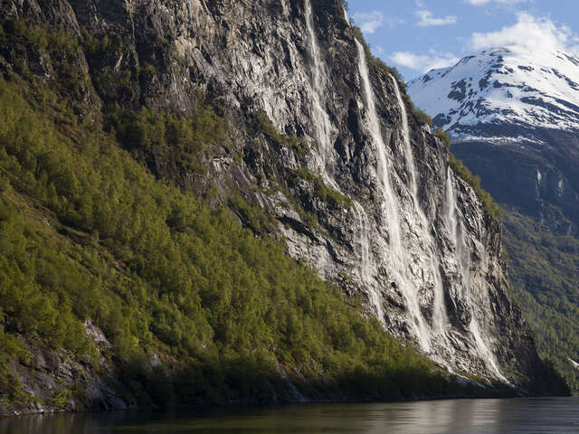 Explore the Norwegian Fjords and Scottish Highlands