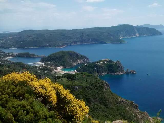 Corfu Trail Hiking Highlights