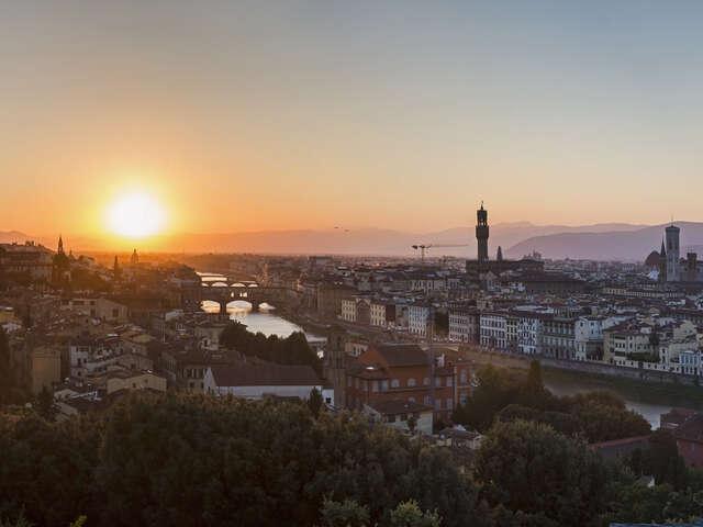 European Trail: Capitals & Cafés