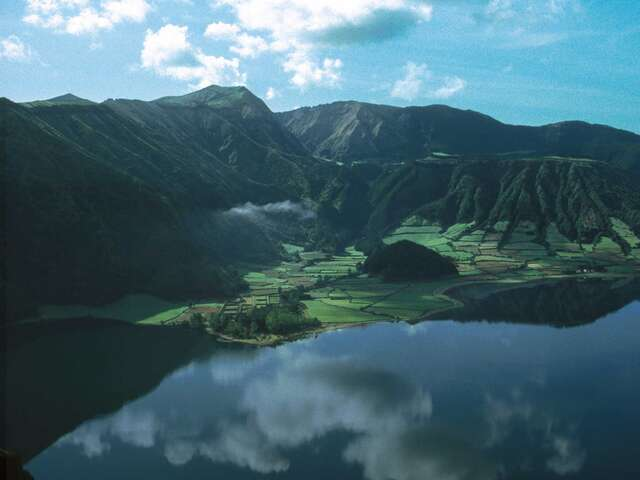 Hiking the Azores