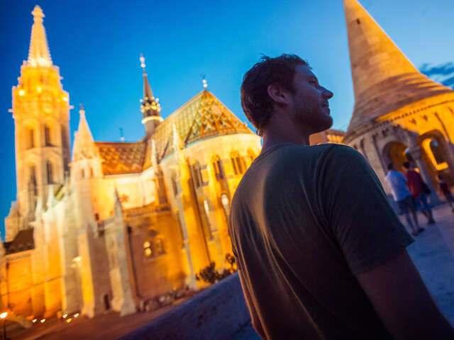 Rome to Budapest: Canals & Capitals
