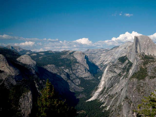 Natural Highlights of California