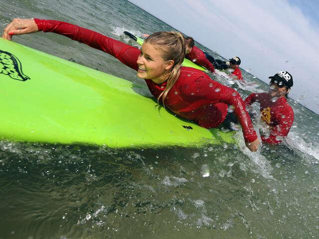 Australia Surfing Adventure