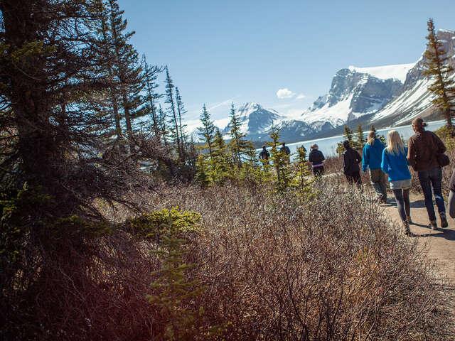 Canadian Rockies Active Escape