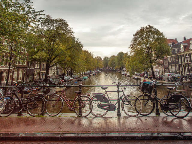 Budapest to Paris: Bike Tours & Belgian Waffles