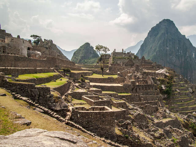 Upgraded Peru Explorer