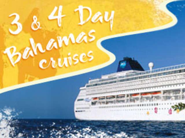 3-DAY BAHAMAS ROUND-TRIP MIAMI: GREAT STIRRUP CAY & NASSAU